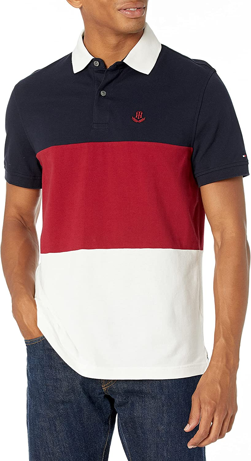 Tommy Hilfiger Ranking TOP8 Men's Essentials Polo Shirt in Fit Custom Wholesale