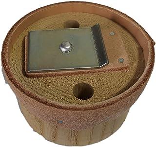 木玉・手押しポンプピストン部木玉部 サイズ32 乾燥状態 (32(シリンダー内径96㎜)用)