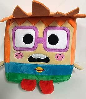 Kawaii Cubes Nickelodeon Rugrats Chuckie Stuffed Plush Cuddlerz Large
