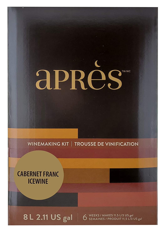 WINEEXPERT Cabernet Franc 1 year warranty Style Ice-wine Regular dealer
