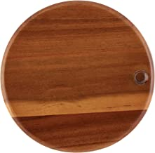 Paula Deen 55486 Pantryware Wood Salt Cellar With 2-Compartments / Wood Salt Box With 2-Compartments, Brown