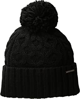 MICHAEL Michael Kors - Classic Cable Cuff Hat