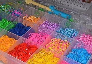 050221935129 Amazon.es: gomitas para hacer pulseras: Juguetes y juegos