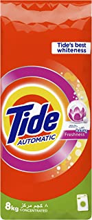 Tide Automatic Low Suds Powder With Essence of Downy Freshness - 8kg