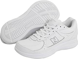 (ニューバランス) New Balance メンズランニングシューズ?スニーカー?靴 WW577 White ホワイト 6.5 (24.5cm) D