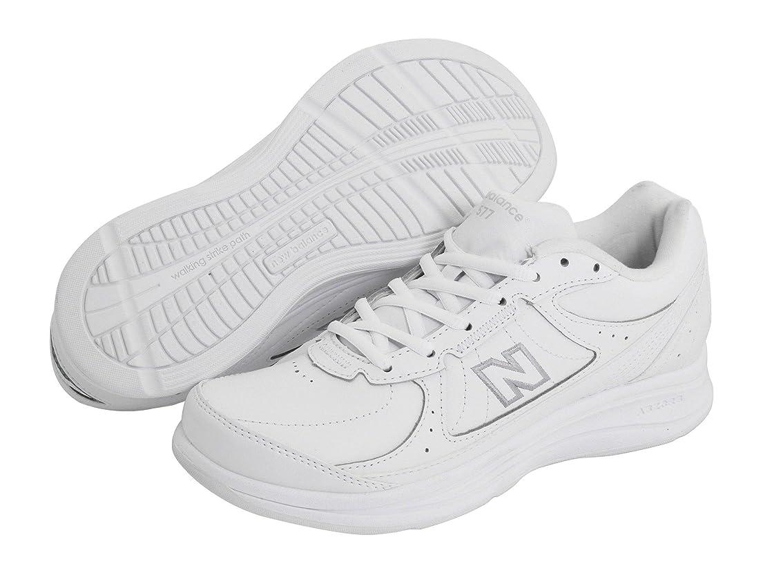 あたりヘクタールゲスト[new balance(ニューバランス)] レディースウォーキングシューズ?靴 WW577 White 6 (23cm) 2A - Narrow [並行輸入品]