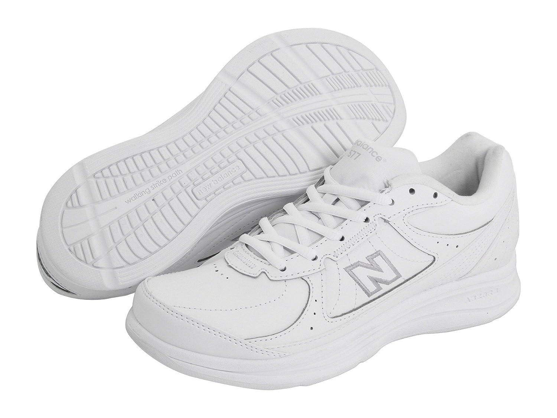 (ニューバランス) New Balance メンズランニングシューズ?スニーカー?靴 WW577 White ホワイト 10.5 (28.5cm) B