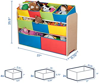 Almacenamiento de Juguetes para Rosa 60 Pulgadas 150 cm Organizador port/átil de Juguetes para ni/ños,beb/é plegable de almacenamiento de juguetes bolsa de ni/ños