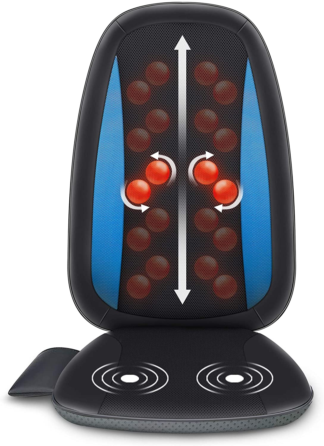 heat and massage chair pads