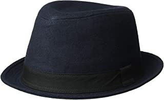 Levi's Men's Classic Fedora Panama Hat Summer Vacation