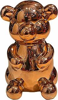 PAUL SMITH Limited Edition Balloon Bear Metal Money Bank (Copper)