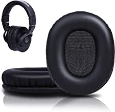 Professional ATH M-Series Ear Pads Cushions Replacement - Earpads Compatible with Audio Technica M50x /M50xBT /M50RD /M40X...