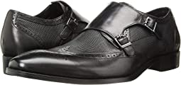 Lavine Wingtip Double Monkstrap