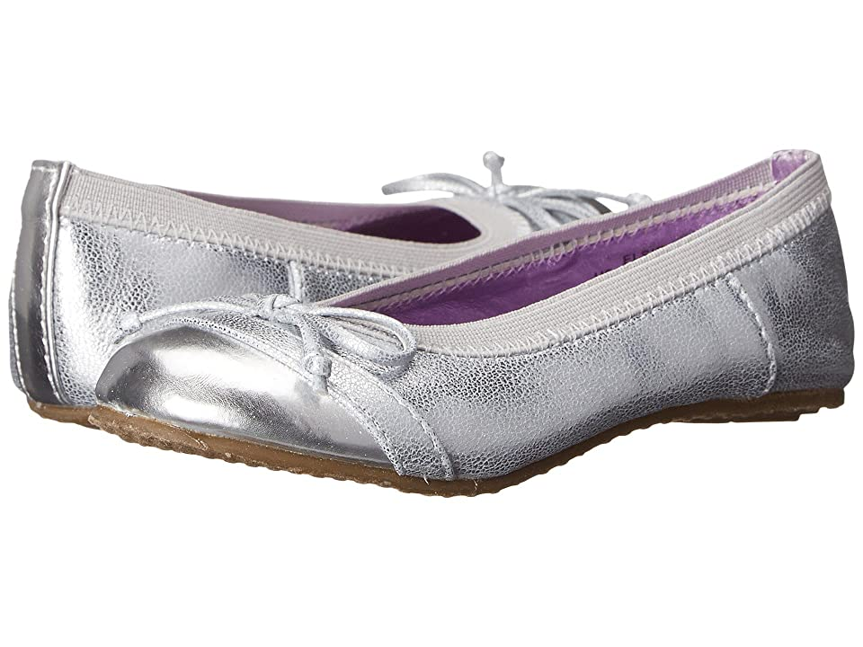 Stride Rite Elsie (Toddler/Little Kid) (Silver) Girl