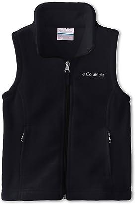 d0434900e The North Face Kids Reversible Mossbud Swirl Vest (Little Kids/Big ...