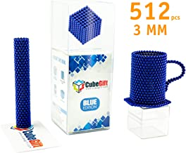 buckyballs blue edition