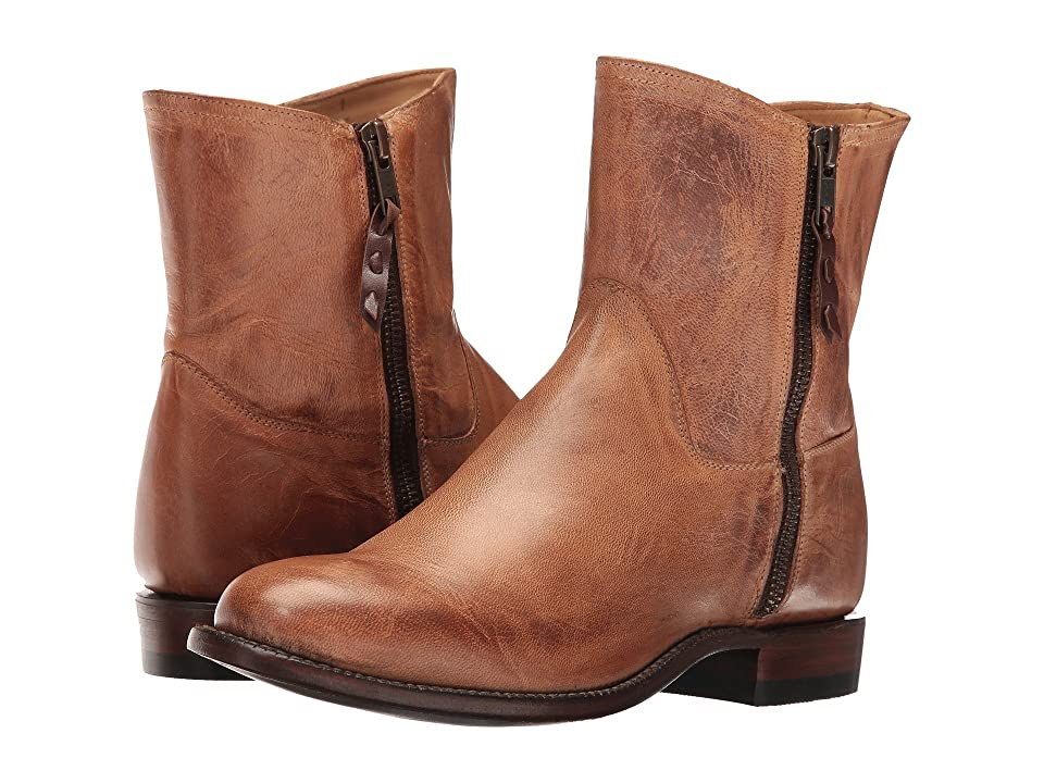 Lucchese Harper (Tan Mad Goat) Cowboy Boots