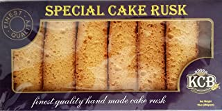 KCB Special Cake Rusk Finest Quality 10oz
