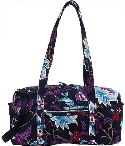 Vera Bradley Performance Twill Small Travel Duffel (Mayfair in Bloom) Duffel Bags