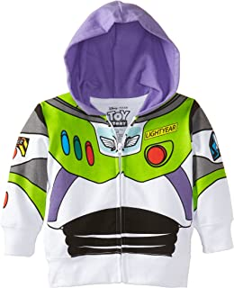Disney Boys' Toddler Buzz Lightyear Toy Story Hoodie
