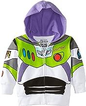Disney Boys' Toddler Buzz Lightyear Toy Story Hoodie