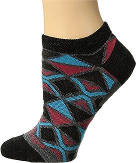 El Sarape No Show Socks