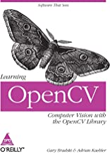 Learning OpenCV: Computer Vvsion with the OpenCV Library