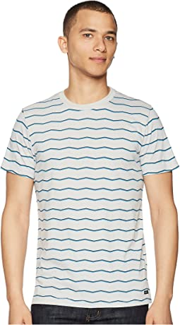 RVCA - VA Stripe Short Sleeve