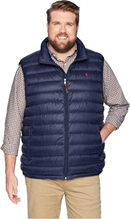 Big & Tall Lightweight Packable Down Vest