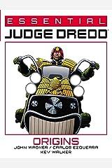 Essential Judge Dredd: Origins Kindle Edition