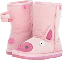 EMU Australia Kids - Little Creatures Piggy (Toddler/Little Kid/Big Kid)
