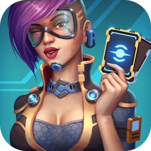 Abandoned Planet - Battle Card Game: Spiele Karten Krieg von Helden für Taktik und Strategie im Weltraum, Kombination der Brettspiele und Logik Spiel, Gehirntraining für 2 Spieler, die Armee sammeln