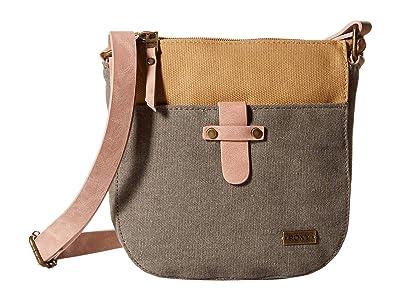 Roxy Good Heart Crossbody (Turbulence) Cross Body Handbags