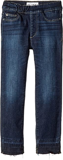 DL1961 Kids - Dark Wash Legging Pants in Webster (Toddler/Little Kids)