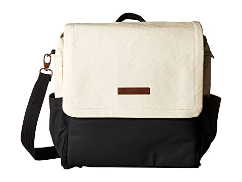 26549d28fed petunia pickle bottom Glazed Color Block Boxy Backpack at Zappos.com
