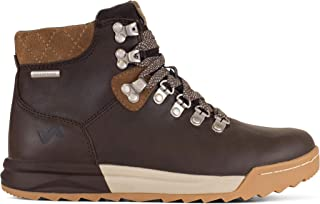 Patch - Women's Waterproof Premium Leather Hiking Boot