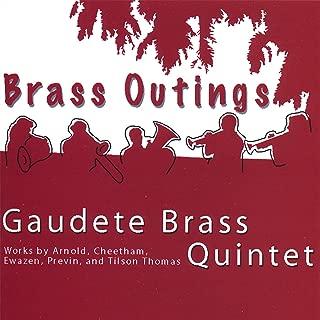 Best gaudete brass quintet Reviews