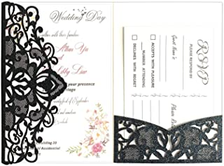 Best laser cut invitations for quinceanera Reviews
