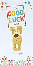 Good Luck Card - Congratulations New Job Card - Sorry You're Leaving Card - Good Bye Card - Boofle Card - Cute Good Luck C...