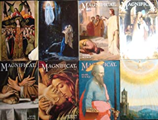 Magnificat; Liturgical Calendar A; January-December 2008, includes 2 special issues, 1 for Holy Week and 1 for Christmas