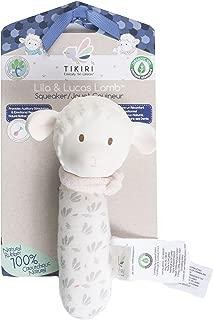 Tikiri Lila The Lamb Squeaker