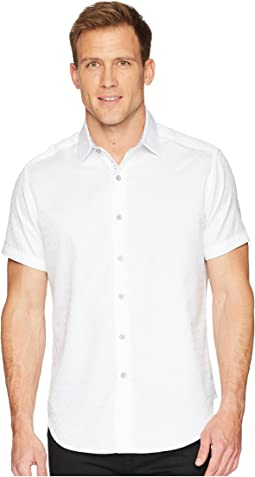 Diamante Short Sleeve Sports Shirt
