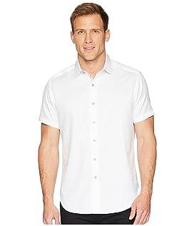 Diamante Short Sleeve Sports Shirt