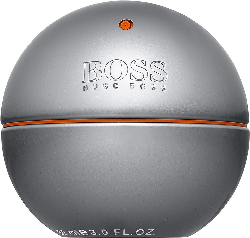 Hugo boss,boss in motion, eau de toilette per uomo, 90 ml,spray BO99M