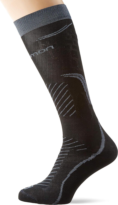 SALOMON X Pro 1 Par de calcetines altos, Poliamida/Polipropileno, Unisex Adulto