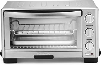 Cuisinart TOB-1010 Toaster Oven Broiler, 11.77