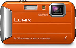 Panasonic DMC-FT30GN-D Waterproof, Shockproof, Freezeproof, Dustproof LUMIX Tough Underwater Digital Point and Shoot Camer...