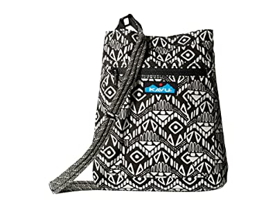 KAVU Keepalong (Black Batik) Bags