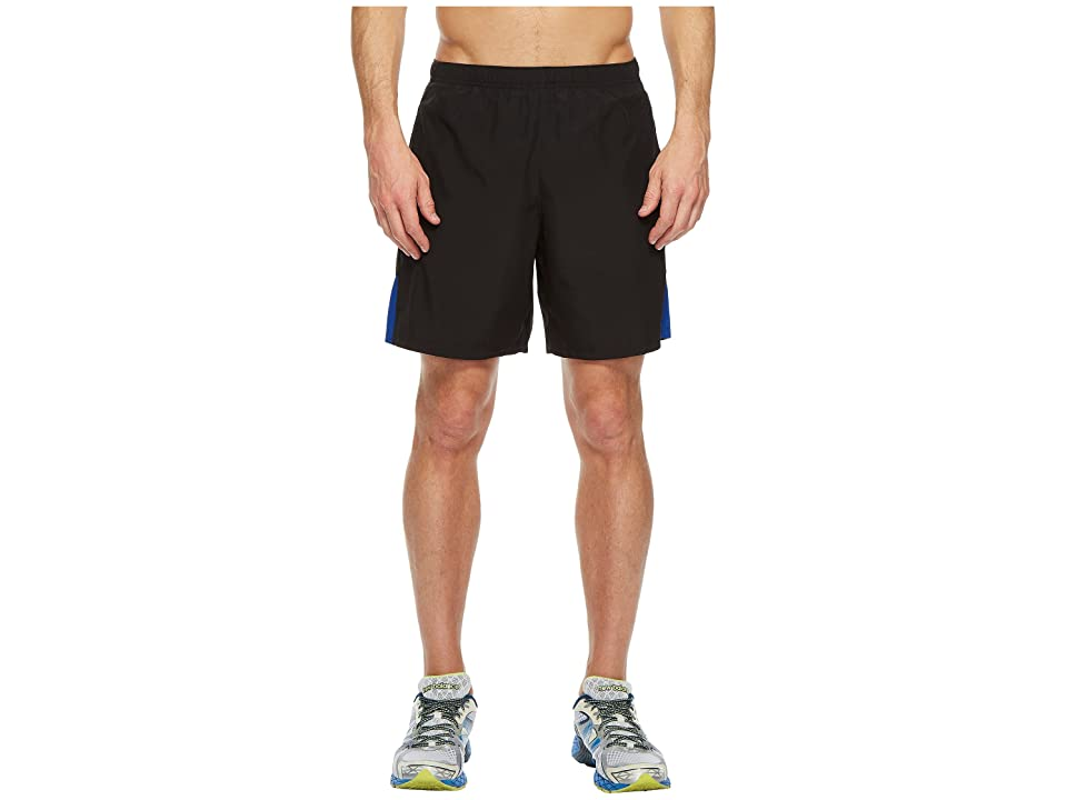 New Balance Accelerate 7 Shorts (Team Royal/Black) Men