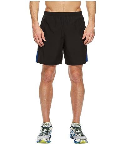New Balance Accelerate 7 Shorts (Team Royal/Black) Men